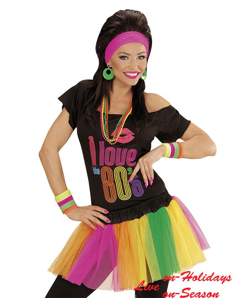 Φούστα Tutu Neon multi color 311913  29ab16bf6e3